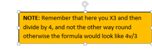 Changing the Subject of the Formula example 2.4