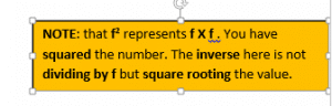 Changing the Subject of the Formula example 3.3