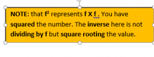 Changing the Subject of the Formula example 3.4