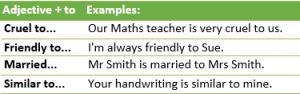 Adjective + preposition-example5