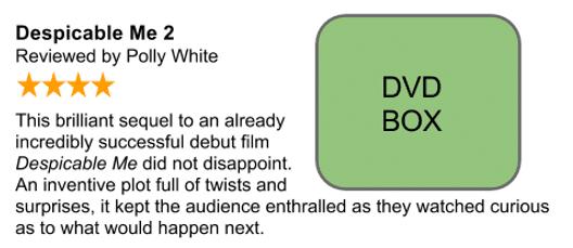 ENGLISH - WRITING A REVIEW - GCSE-image2