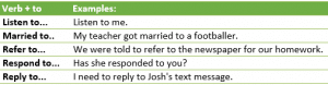 Verb + preposition-example4