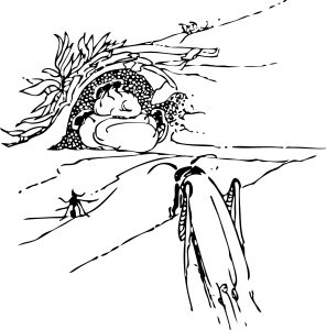 fables grasshopper