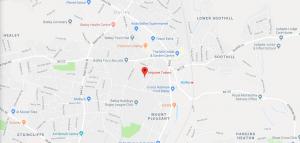 Batley Map BG